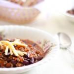 Rozgrzewająco – chili con carne