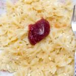 Smaki dzieciństwa – makaron z serem